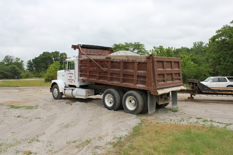 Flooring materials vancouver wa for Topsoil delivery
