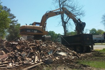 House Demolition in Alabama